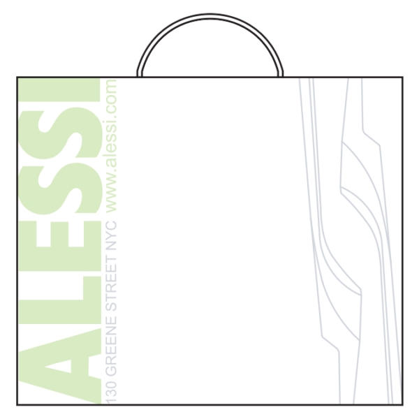 Alessi shopper