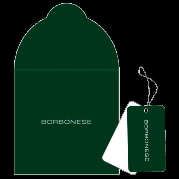 Borbonese packaging