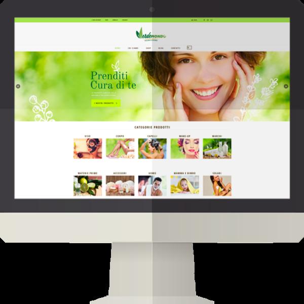 Verdemondo sito web
