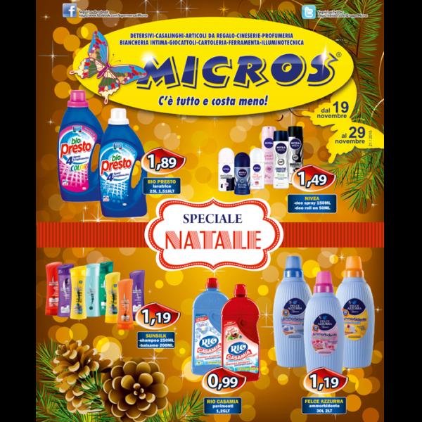 Micros Catalogo