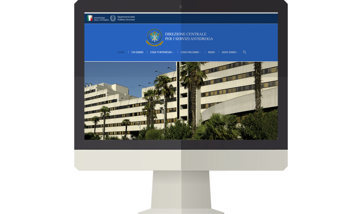 home page DCSA
